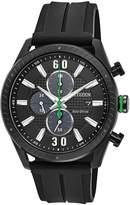 Citizen CTO Dial Men's Chronograph Rubber Watch CA0665-00E