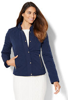 New York & Co. Quilted Jacket