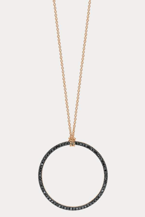 ginette_ny Circle necklace