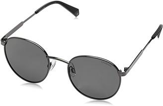 Polaroid Sunglasses Pld2053s Polarized Oval Sunglasses