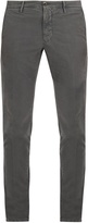 Incotex Slim-leg stretch-cotton chino trousers