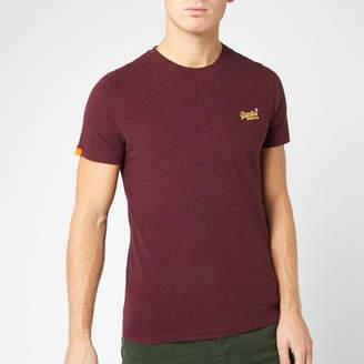 Superdry Men's Ol Vintage Embroidery T-Shirt