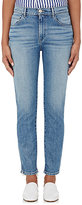 3x1 Women's W3 Slim Authentic Crop Jeans-LIGHT BLUE