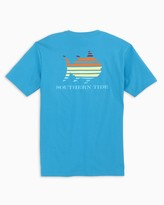 Southern Tide Skipjack Sunset T-Shirt