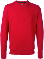 Woolrich crew neck sweatshirt - men - Cotton - S
