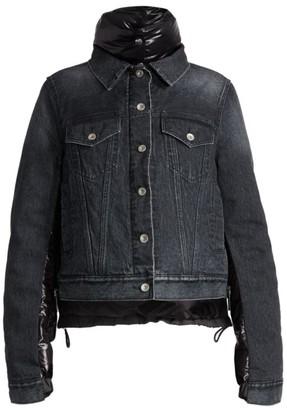 Sacai Padded Denim Jacket