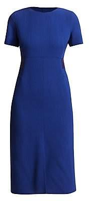 Akris Women's Double-Face Sheath Dress