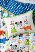 Anthropologie Canine Collective Toddler Sham