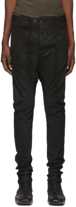 94eceed1f4c6e6 Black Coated Jeans Men - ShopStyle