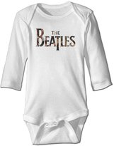 Bob Daph Unisex The Beatles 20 Greatest Hits Baby Onesies Clothing Sleepwear Long Sleeve