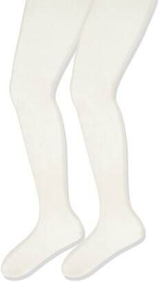 Sterntaler Tights Double Pack for Children Age: 7-8 years Size: 128 Silver/Grey