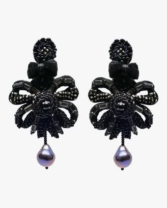 Ranjana Khan Osiris Clip-On Earrings