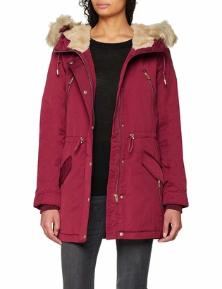 Only Women's Onlariana Fur Parka Jacket Cc OTW