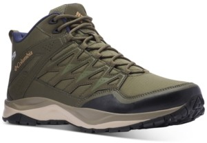 Columbia Men's Wayfinder Mid-Outdry Hiking Boots Men's Shoes