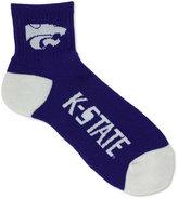 For Bare Feet Kansas State Wildcats Ankle TC 501 Socks