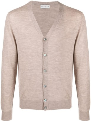 Ballantyne V-neck cardigan