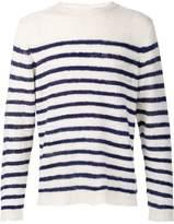 The Elder Statesman cashmere 'Picasso' jumper