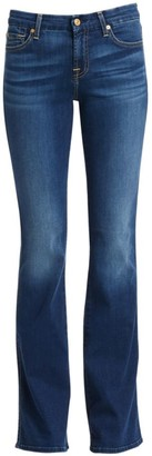 7 For All Mankind b(air) Kimmie Mid-Rise Bootcut Jeans