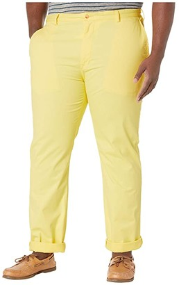 Polo Ralph Lauren Big & Tall Stretch Chino Pants (Nantucket Red) Men's Casual Pants