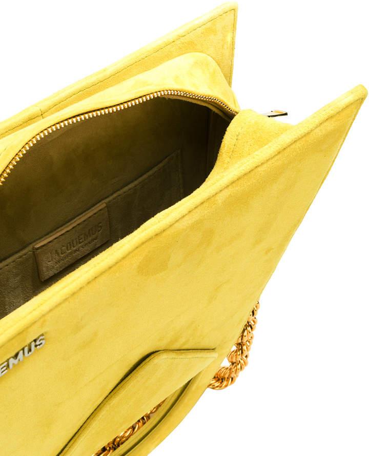 Jacquemus chain shoulder bag