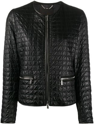 Anastasia Beverly Hills quilted jacket
