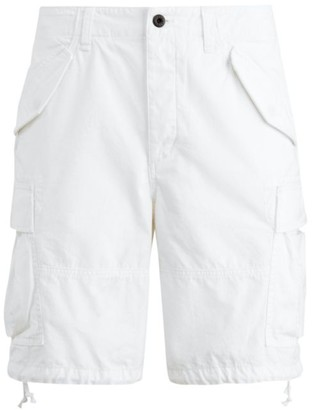 Polo Ralph Lauren Washed Cotton Ripstop Cargo Shorts
