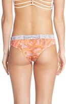 Maaji 'Surfer Brushes' Reversible Brazilian Bikini Bottoms
