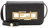 Fendi Mini 3Baguette leather shoulder bag