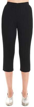 Pleats Please Issey Miyake Pleated Bermuda Shorts
