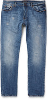 Valentino - Distressed Denim Jeans