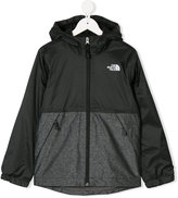 The North Face Kids hooded storm jacket