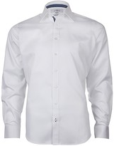 Jeff Banks Sutherland Sateen White Label Extra Slim Fit
