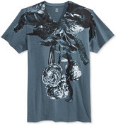 INC International Concepts Men's Plants Graphic-Print V-Neck T-Shirt, Only at Macy's