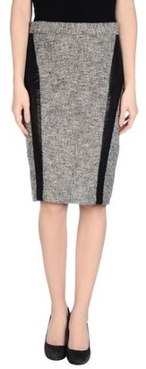 DKNY Knee length skirt