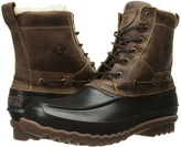 Sperry Decoy Shearling Boot Men's Lace-up Boots