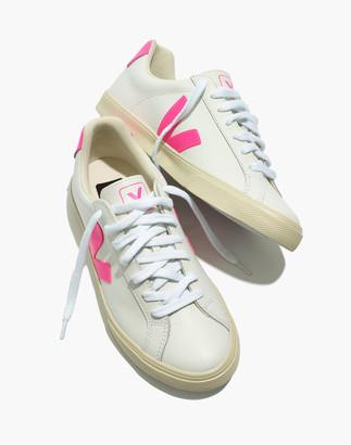 Madewell Veja Esplar Low Sneakers in Leather