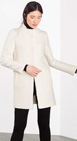 Esprit OUTLET jacquard coat