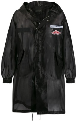 Mr & Mrs Italy Organdy Raincoat