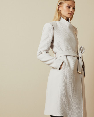 Ted Baker BELEENI Wool wrap coat