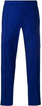 Gucci regular fit track trousers