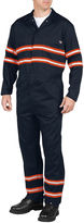Dickies High-Visibility Long-Sleeve Coveralls - Big