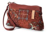 Donna Sharp Quilted Patchwork Wristlet