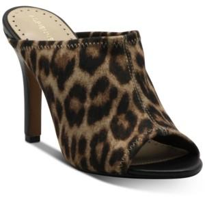 Adrienne Vittadini Galaxy Stretch Slide Sandals Women's Shoes