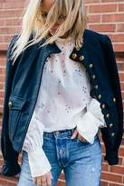 Free People Regan Puff Sleeve Blazer