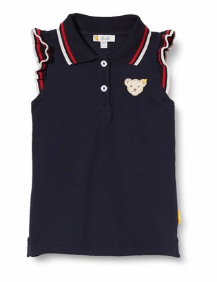 Steiff Girls' Poloshirt Polo Shirt