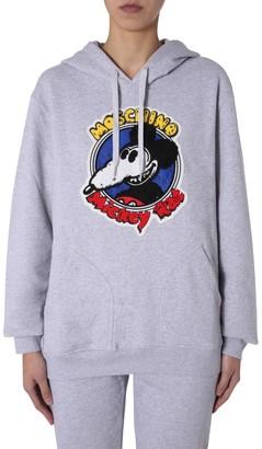 Moschino Mickey Print Sweatshirt