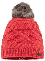 Barts Pink Claire Pom Beanie