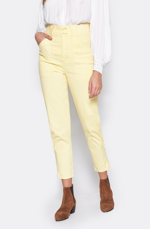 Joie Mirenda Cotton Pants