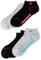 adidas 6-Pair Cushioned Low-Cut Performance Socks