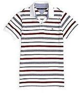 Tommy Hilfiger Men's Slim Fit Stripe Polo